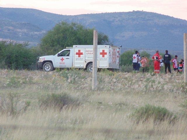 Hombre murió ahogado en un estanque en un rancho en Aguascalientes