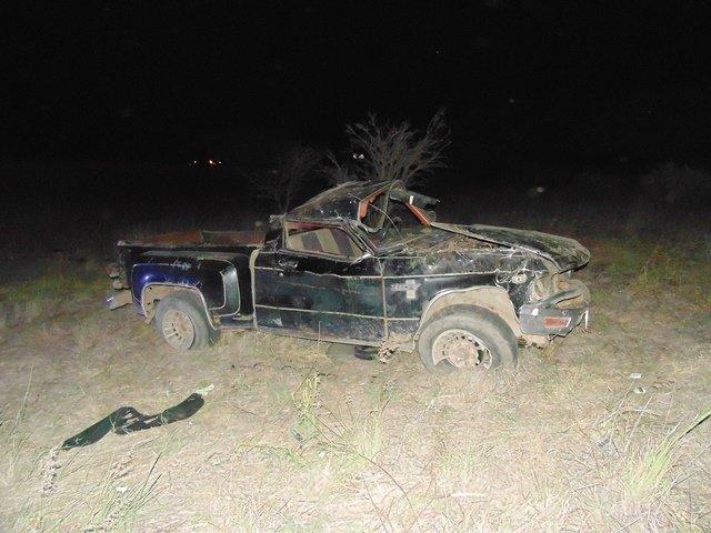 1 muerto y 2 lesionados dejó la fatal volcadura de una camioneta en Aguascalientes