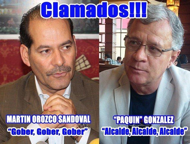 "Claman integrantes del mercado sobre ruedas al diputado ""Paquín"" González ""alcalde, alcalde, alcalde"""