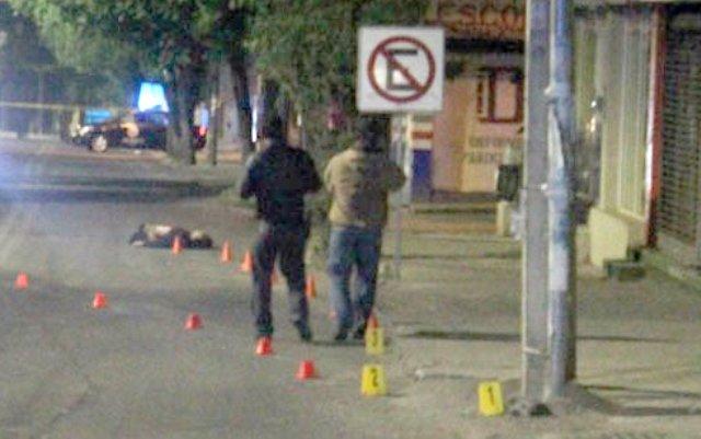 ¡Joven motociclista se mató tras accidentarse en Zacatecas!¡Joven motociclista se mató tras accidentarse en Zacatecas!