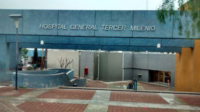 ¡Policía estatal de Jalisco se dio un balazo en una mano de manera accidental!