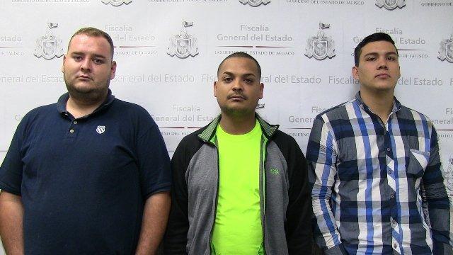Detienen a tres secuestradores de un arquitecto en Guadalajara
