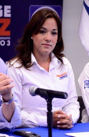 ¡Resulto ser una mentirosa la candidata a diputada federal panista en Aguascalientes!