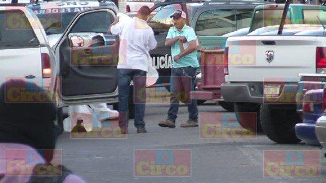 """FOTOGALERIA/ Abatieron a """"El Spray"""", peligroso sicario de """"Los Zetas"""", en Fresnillo"""