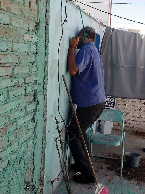 ¡Ancianito se suicidó en la azotea de una casa en Aguascalientes!