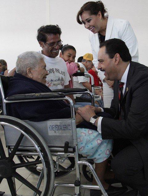 Adultos mayores y personas con discapacidad son prioridad del Gobierno Municipal de Aguascalientes
