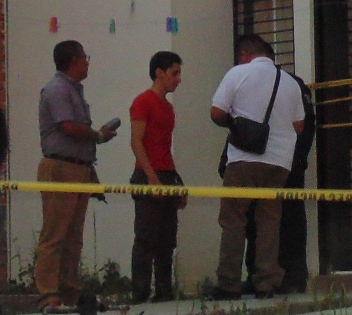 ¡FOTOGALERIA/ Ya capturaron a los 2 asesinos de la niña en Aguascalientes!
