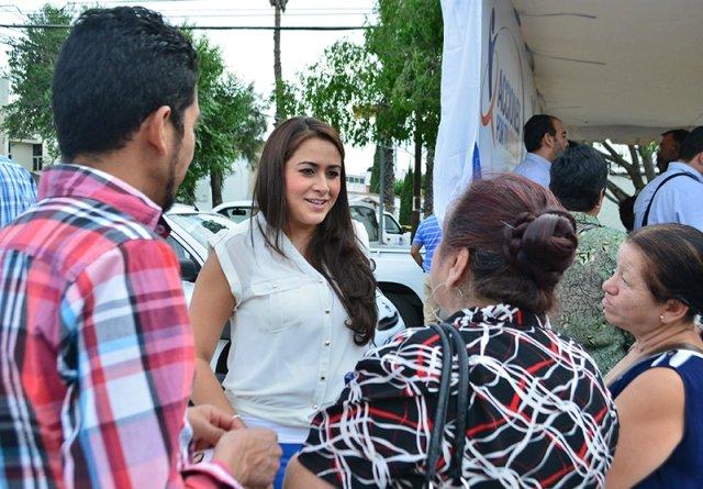 Vaticina Tere Jiménez gran participación de las mujeres en el proceso electoral