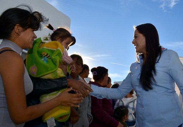 ¡La reforma fiscal ineficiente ha perjudicado los bolsillos de los mexicanos: Tere Jiménez!