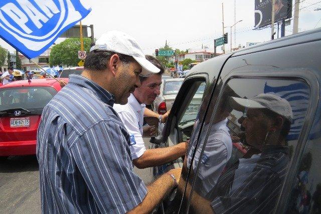 ¡Nuestra campaña es de altura, limpia y de propuestas: Jorge López!