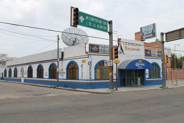 Atraparon 2 narcotraficantes que operaban en un salón de baile en Aguascalientes
