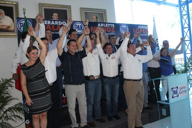 Este 7 de junio México volverá a sonreír con el triunfo de Acción Nacional: Jorge López