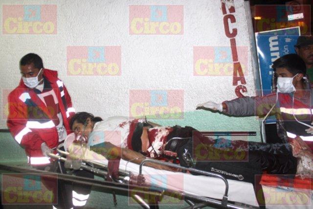 Agoniza hombre apuñalado gravemente en Lagos de Moreno