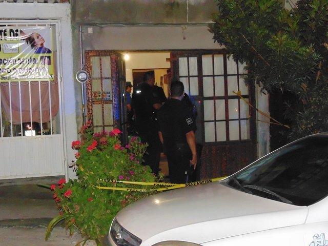 Ya fue enviada al CERESO la mujer que asesinó a golpes a su mamá en Aguascalientes