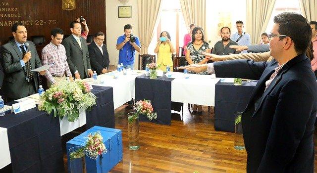 Cuenta Consejo de la ciudad de Aguascalientes con nuevos integrantes