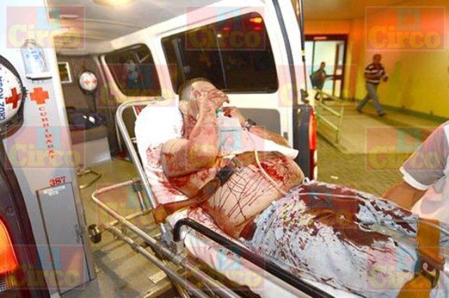 ¡Un hombre se suicidó degollándose en Encarnación de Díaz!