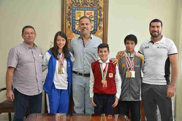 El Gobierno Municipal de Jesús María seguirá apoyando el deporte: Antonio Arámbula
