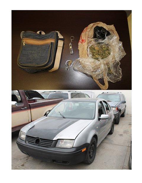 Agentes ministeriales atraparon a otro narcotraficante en Aguascalientes