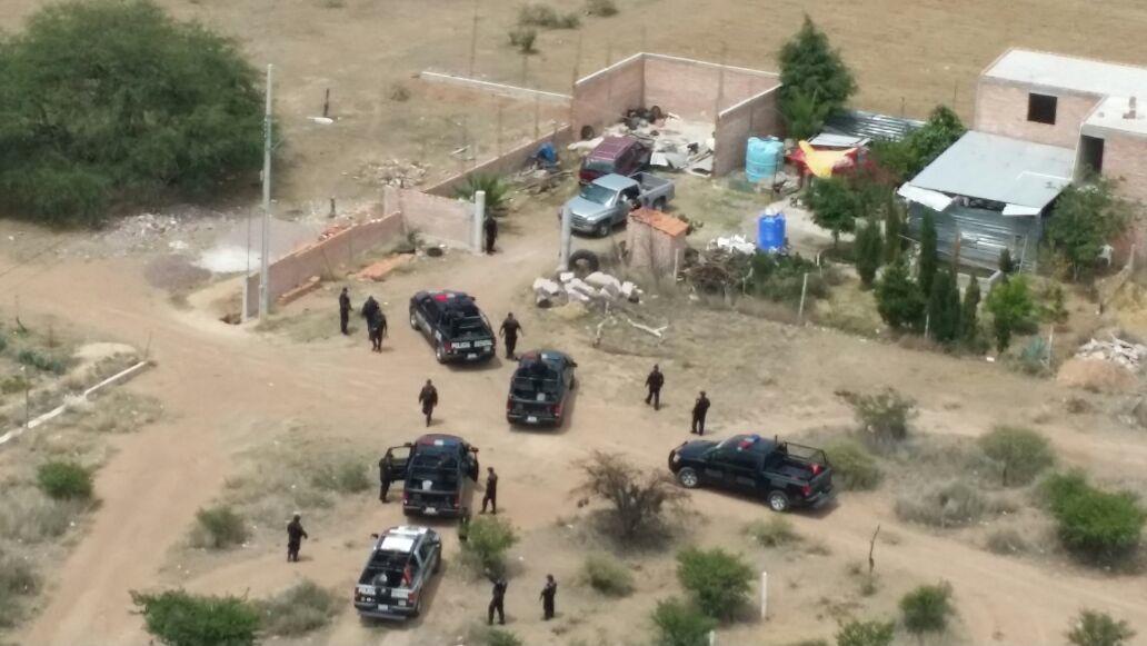 Detuvieron a un sujeto sospechoso rondando el CERESO Aguascalientes