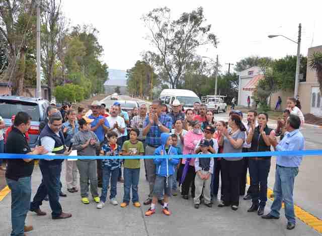 Rehabilitó el Ayuntamiento de Jesús María la entrada a Ignacio Zaragoza
