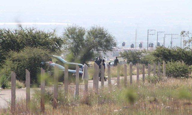 Hallaron a un sujeto ejecutado asfixiado por ahorcamiento en Guadalupe