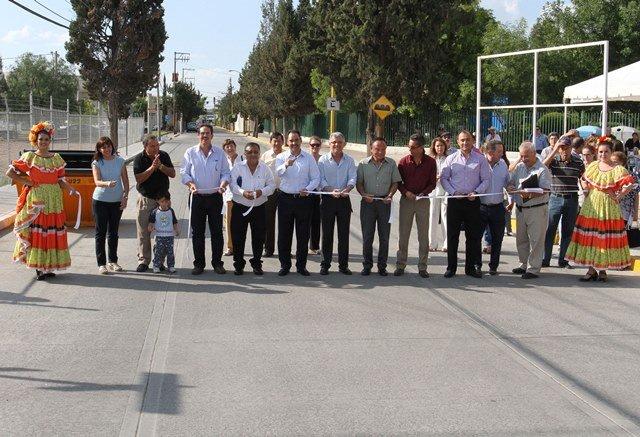 Sigue la construcción de avenidas con concreto hidráulico por parte del Ayuntamiento
