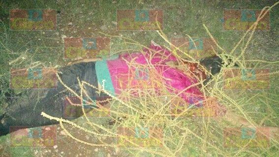 """Vehículo """"fantasma"""" embistió a una familia en una motocicleta en Fresnillo y una mujer murió"""