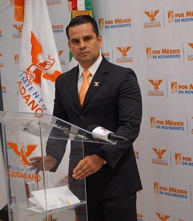 MC está satisfecho por los votos obtenidos en las pasadas elecciones: V. Pérez Almanza
