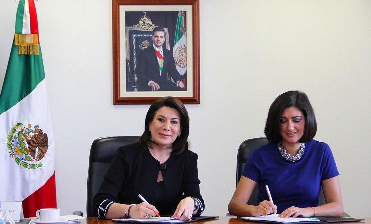 Firman PROFECO e INMUJERES convenio de colaboración