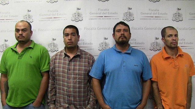 ¡Capturan a 8 miembros de una banda de narcodistribuidores en Zapopan!