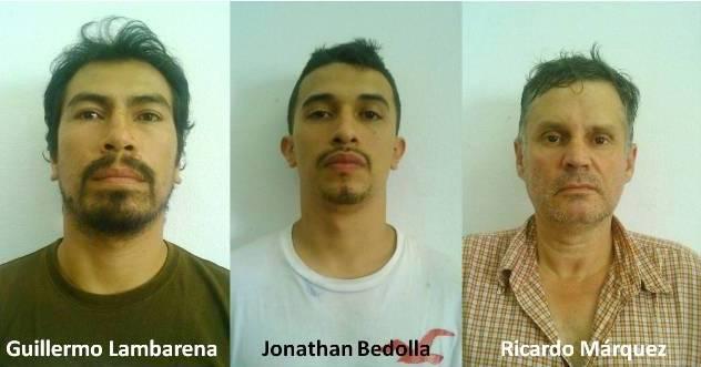 ¡Detienen a 3 sujetos por remarcar autos robados en Guadalajara!