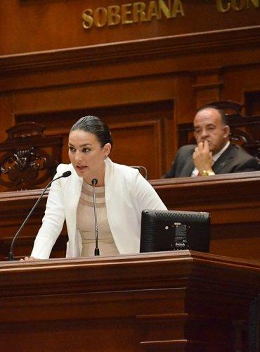 Presenta Martha Márquez iniciativa para instaurar en Sistema Estatal Anticorrupción en Ags.!