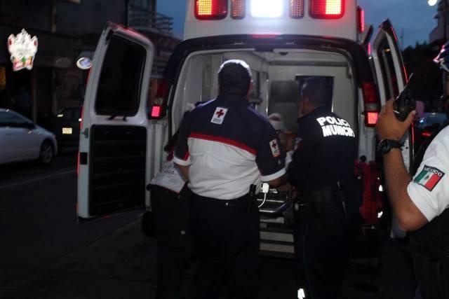 Militar sufrió artera agresión en la Zona Centro de Aguascalientes y resultó seriamente lastimado