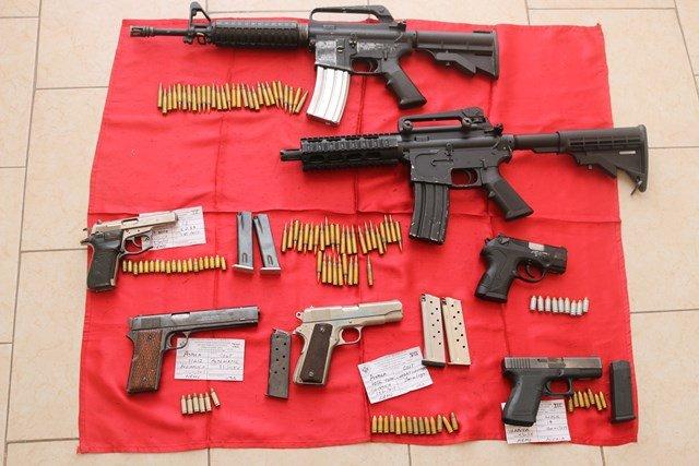 Atraparon a 6 integrantes de un grupo de la delincuencia organizada en Jalisco
