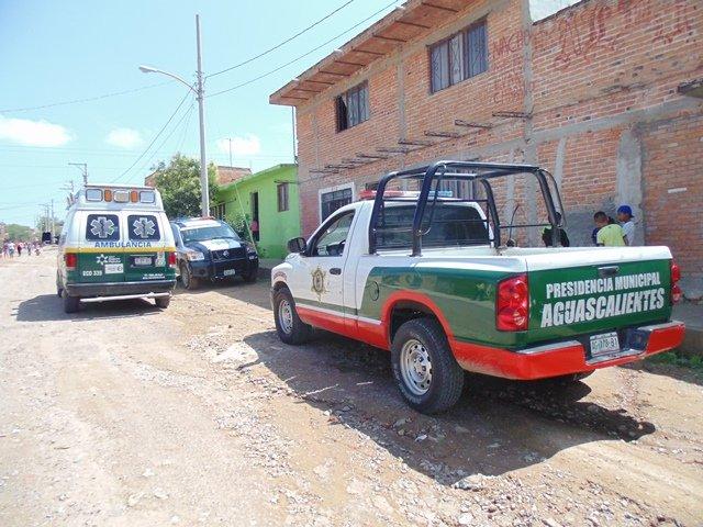 Vicioso intentó suicidarse hiriéndose con una navaja de rasurar en Aguascalientes