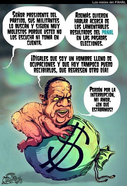"""El """"líder"""" del PANAL en Aguascalientes acumula riqueza en vez de buenos resultados electorales"""