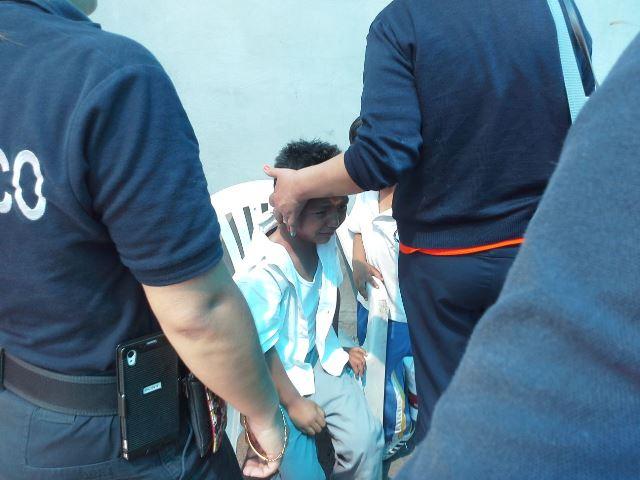Madre e hijo lesionados al explotar una lata de gas en una tortillería en Aguascalientes