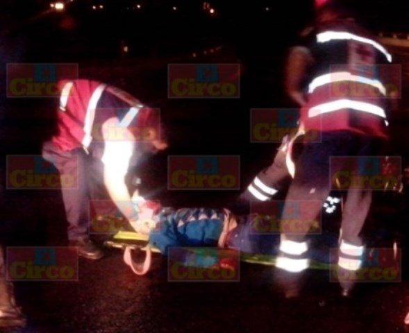 ¡Murió adolescente motociclista impactado por un vehículo en Lagos de Moreno!