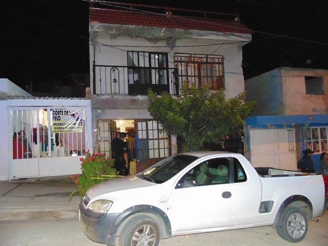 ¡Mujer asesinó a golpes a su anciana madre con un crucifijo de madera en Aguascalientes!