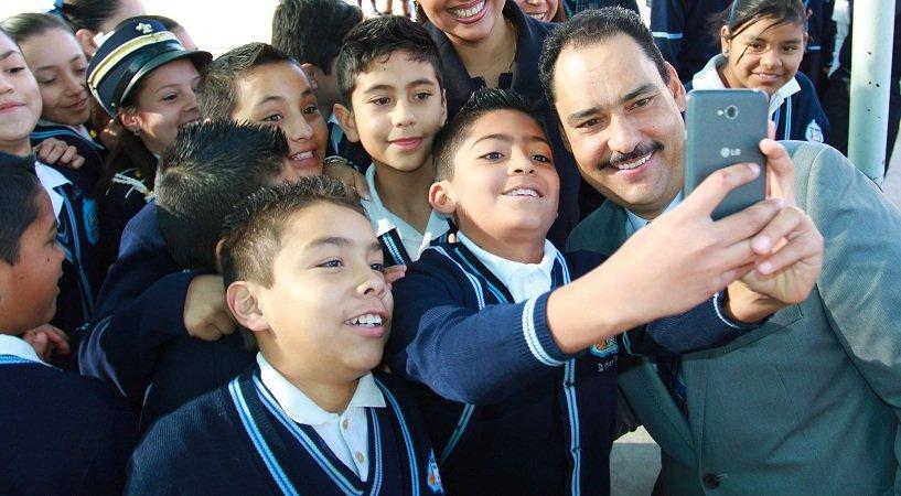 ¡Anuncia el MunicipioAgs la rehabilitación de 38 escuelas!