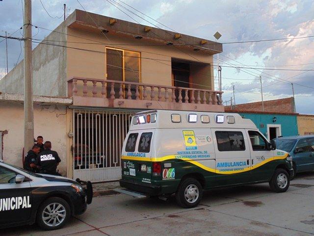 ¡Mujer que padecía cáncer de mama se suicidó en Aguascalientes!