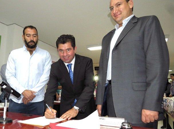 Se perfila el PAN para ganar la gubernatura en 2016: Paulo Martínez