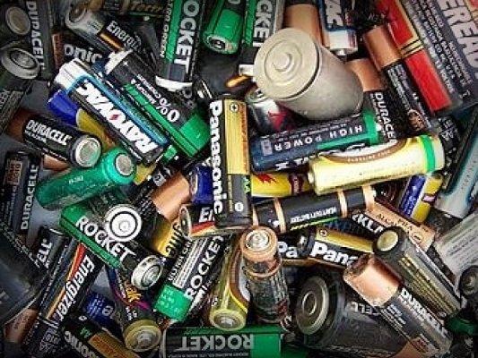Emprende Jesús María campaña de reciclaje de baterías