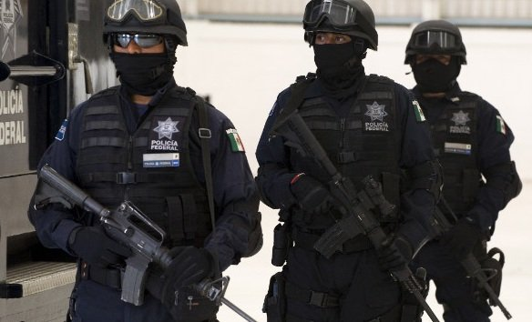 ¡Captura la Policía Federal a dos integrantes de un grupo delictivo en Acapulco!