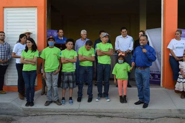 Muestra de compromiso y sensibilidad ante enfermedad renal de parte del Ayuntamiento de Calvillo