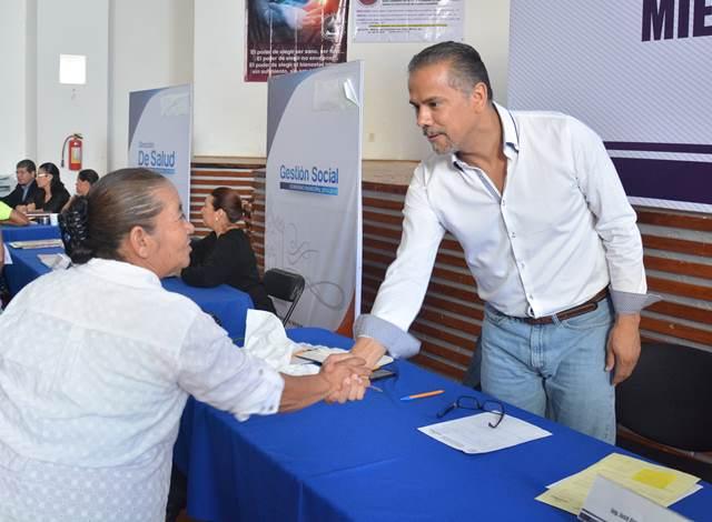 """Antonio Arámbula encabezó el """"Miércoles Ciudadano"""" en Jesús María"""