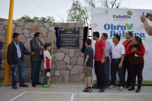 El verano y durante todo el 2015 continuará un fuerte impulso al deporte en Calvillo