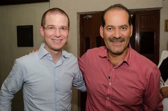 ¡Respalda Martín Orozco designación de Ricardo Anaya como dirigente nacional del PAN!