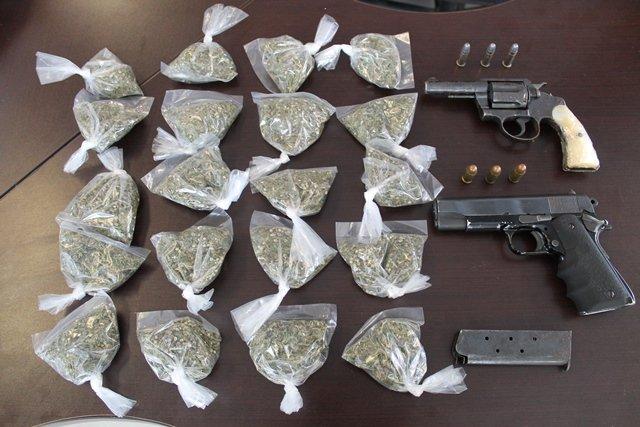 ¡Capturaron a 2 presuntos narco-sicarios en Aguascalientes!