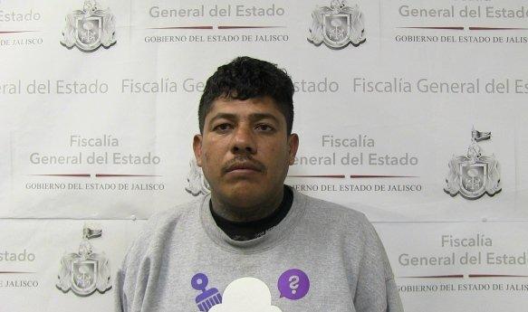 ¡Detienen a un presunto ladrón de una motocicleta en Tlaquepaque!